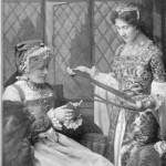 Ellen Terry and Edith Craig (Photo by kind permission of The National Trust)